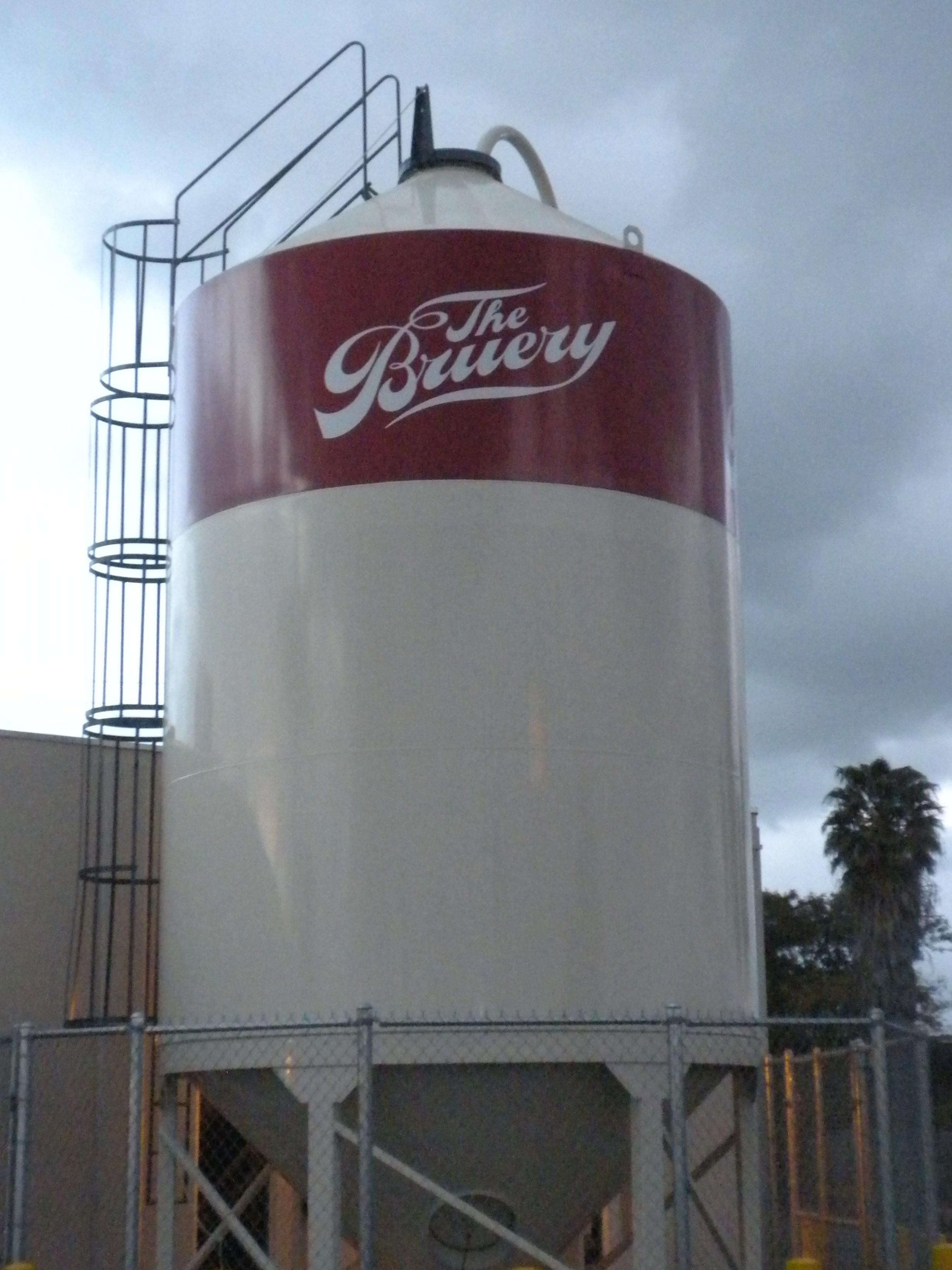 Beer Trippin In California The Bruery Orange Ca
