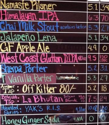 beerlist 2013-2-6